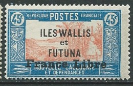 WALLIS ET FUTUNA   - Yvert N° 104 *    -  Ava 29007 - Neufs