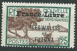 WALLIS ET FUTUNA   - Yvert N° 100 * *    -  Ava 29010 - Neufs