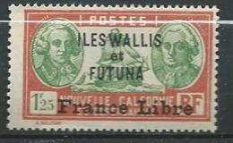 WALLIS ET FUTUNA   - Yvert N°   116  *   -  Ava 29024 - Neufs