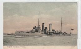 Transport Ships Military Navy Naval Boat Postcard Royal Navy Torpedo Gun Boat England - Guerra