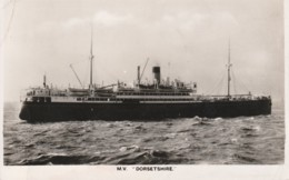 Transport Ships Postcard Sea Ocean Boat Canadian Pacific Line Beaverglen - Altri