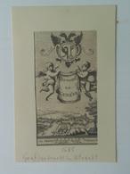 Holy Card 44 Santini Heilgenbild Holycard Images Pieuse Religieuse Image Epinal 1685 Utrecht Francois Halma - Santini