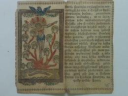 Holy Card 45 Santini Heilgenbild Holycard Images Pieuse Religieuse Image Epinal 1850 Jezus Jesus - Devotion Images