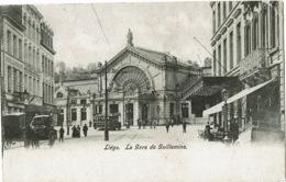 Liége La Gare De Guillemins   Tram - Luik