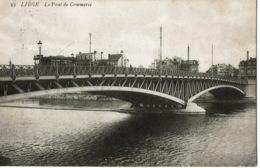 Liége Le Pont De Commerce  Tram - Luik