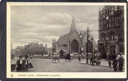 FOREST GATE - Emmanuel Church - Londen - Buitenwijken