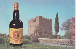 (XIP23) GRAND COMMNDARIA. THE ETKO HISTORIC DESSERT WINE  ... UNUSED - Chypre