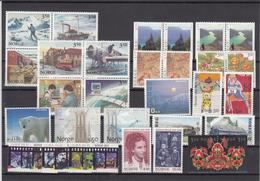 Norway 1996 - Full Year MNH ** - Volledig Jaar