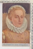 Elisabeth Von England  NO VG - Familias Reales