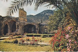 (XIP28) BELLAPAIX OR THE ABBEY OF LOVELY PEACE     ... UNUSED - Cipro