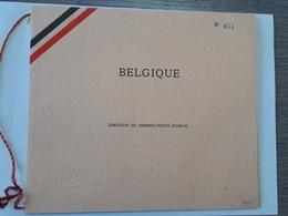 Troisieme Orval - L'histoire D'Orval Sur Les Timbres - COB 513 à 518 .... Lot115 . - Feuillets