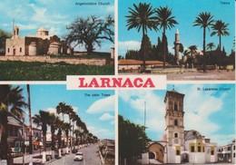 (XIP31) LARNACA   ... UNUSED - Cipro