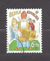 Czech Republic 2002 ⊙ Mi 335 Sc 3181 Adolf Born. St. Nicholas's Day. Tschechische Republik. C1 - Czech Republic