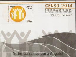 ANGOLA   2014, Census - Angola