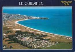 Dep 29 , Cpm LE GUILVINEC , 29730 , La Plage (01437) - Guilvinec