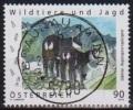 """Österreich 2013:  """"Wildtiere U. Jagd""""  Gestempelt (siehe Foto/Scan) - 2011-... Gebraucht"""