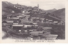 ROUTE DES ALPES - Saint-Véran En Queyras - Otros Municipios