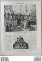 1903 PLEWNA - COMMÉMORATION DE LA GUERRE - MAUSOLÉE - PARDIM - TELISCH - Books, Magazines, Comics