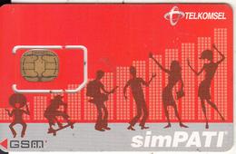 INDONESIA - Telkomsel GSM, Mint - Indonesië