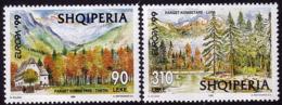 Albanie - Europa CEPT 1999 - Yvert Nr. 2446/2447 - Michel Nr. 2690/2691  ** - 1999