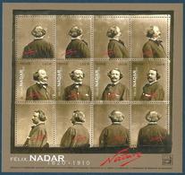 BF Nadar (2020) Neuf** - Blocks & Kleinbögen