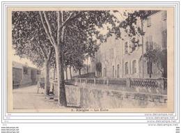 11. Aude : Alaigne. Les écoles . - France