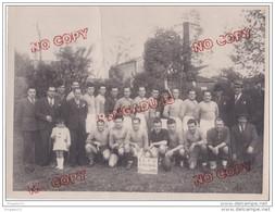Au Plus Rapide Equipe De Rugby SCPO 5 Mai 1946 Très Beau Format 17.5 Par 23.5 Cm - Sport