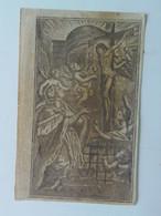Holy Card 64 Santini Heilgenbild Holycard Images Pieuse Religieuse Image Epinal 1850 Jezus Jesus - Santini