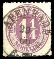1865, Altdeutschland Schleswig Holstein, 14, Gest. - Schleswig-Holstein