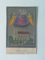 Holy Card 76 Santini Heilgenbild Holycard Images Pieuse Religieuse Image Epinal 1850 S. Maria Stipp Mary - Santini