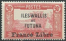 Wallis Et Futuna - Yvert N° 114 **   Ava 29102 - Neufs