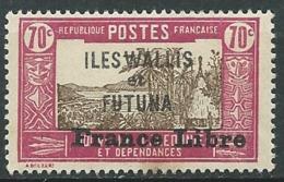 Wallis Et Futuna - Yvert N° 110 **  Petite Trace D'humidité Au Dos  Ava 29103 - Ungebraucht