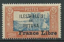 Wallis Et Futuna - Yvert N° 109 **    Ava 29104 - Ungebraucht