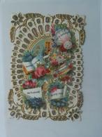Holy Card 82 Santini Heilgenbild Holycard Images Pieuse Religieuse Image Epinal 1850 S. Maria Mary - Andachtsbilder