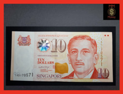 SINGAPORE 10 $ 2005 P. 48 A  UNC - Singapore