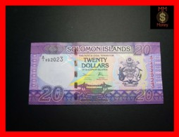 SOLOMON 20 $ 2017 P. 34  UNC - Solomon Islands