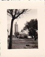 Foto Stadt Und Einheimische In Nordafrika - Moschee -  Ca. 1941 - 5,5*4cm  (50026) - Afrika