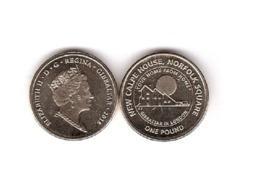 Gibraltar - 1 Pound 2018 UNC Comm. Lemberg-Zp - Gibraltar