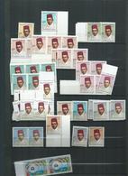 Maroc. Lot De Timbres ** De 1956 à 1972 En Bloc Ou égrénés. Très Forte Cote - Marokko (1956-...)