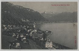 Territet Et La Dent Du Midi - VD Vaud