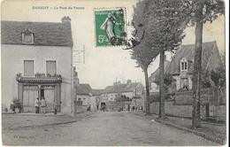 DAMIGNY: Le Pont Du Fresne - Vve Bazire édit. - Damigny