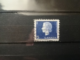 FRANCOBOLLI STAMPS CANADA 1962 USED SERIE QUEEN ELIZABETH REGINA ELISABETTA OBLITERE' - 1952-.... Règne D'Elizabeth II
