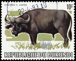 1983, Burundi, 1599, Gest. - Burundi