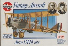 De Havilland DH4, Airfix1/72e - Vliegtuigen