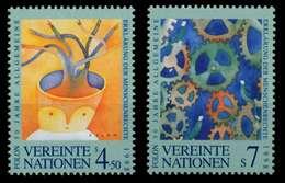 UNO WIEN Nr 268-269 Postfrisch S03E792 - Centre International De Vienne