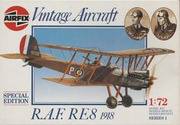 RAF RE8, Airfix1/72e - Vliegtuigen