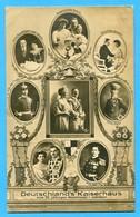 Deutschlands Kaiserhaus - Zum 25.Regierungs Jubiläum - Genealogie