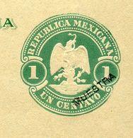 Mexico Wrapper MEPSI #WR37S MUESTRA 1899 - Mexique