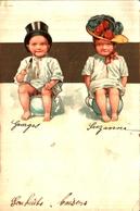 Enfant Illustré 505 Pot De Chambre Garçon Fille - Dessins D'enfants