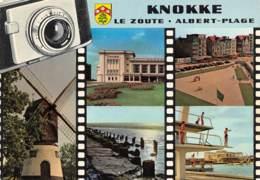 CPM - KNOKKE - Le Zoute - Albert-Plage - Knokke